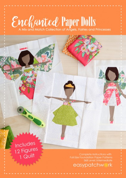 Enchanted Paper Dolls by Karen Ackva