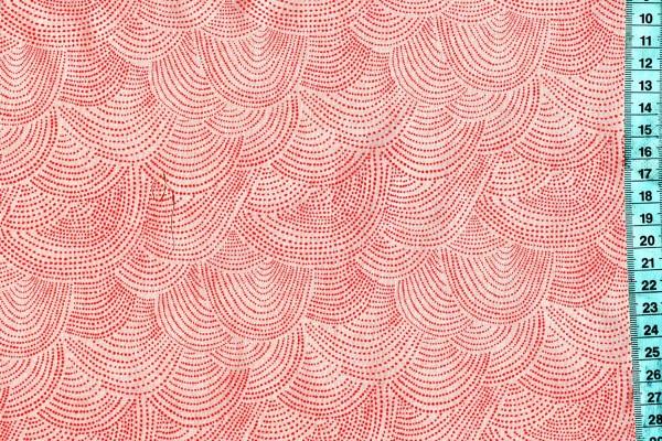 Strawberry Fields - Scallop Dot (SORBET)