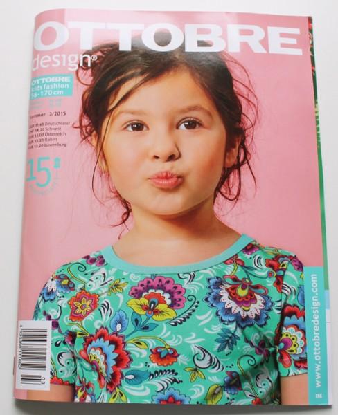 Ottobre Kids Sommer 3/2015