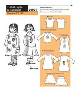 Onion Schnittmuster für Kinder 20021