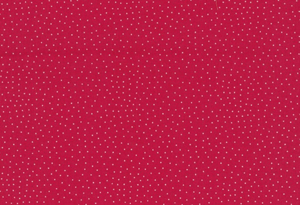 Westfalenstoff Kitzbühel Punkte rot