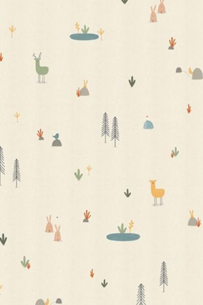 Dear Friends Forest Cuties Straw by Aliji Essens