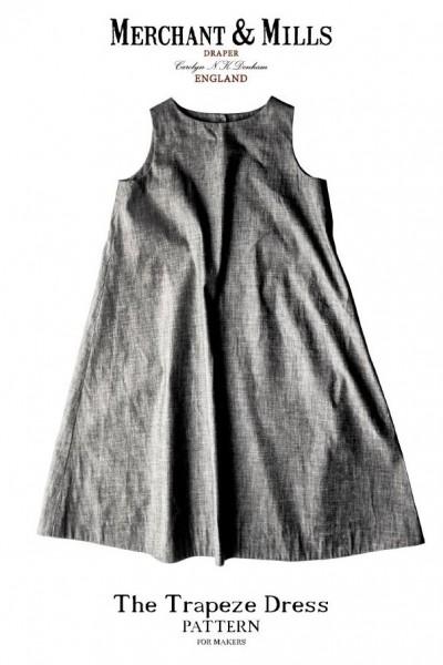 Merchant & Mills Schnittmuster 'The Trapez Dress'
