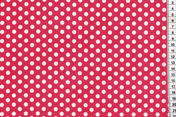 Tilda Medium Dots Red