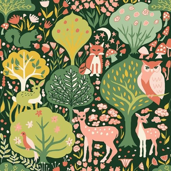 Monaluna Amour Vert - Twilit Forest Vert