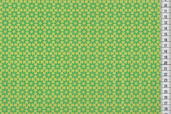Uppercase Ice Floral grün