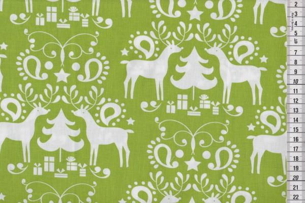 Treelicious my deer grün by Maude Asbury