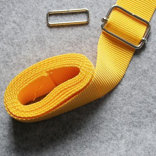 Gurtband Set gelb