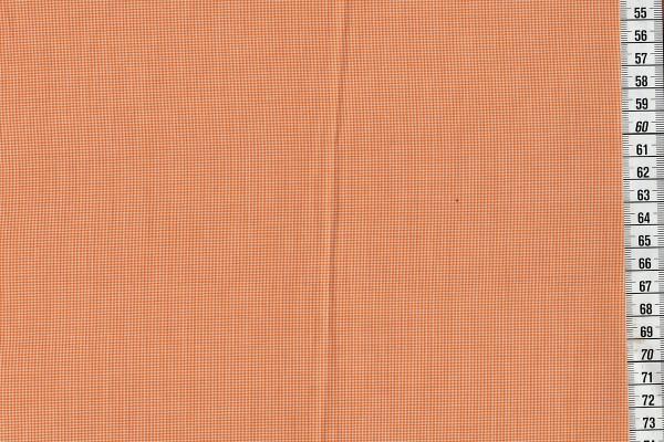 Mini Hahnentritt orange