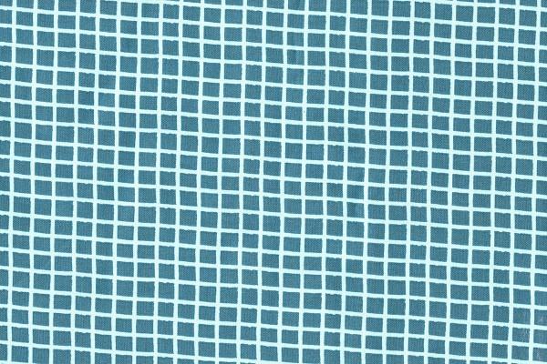 Mandala Fantasy grid blau
