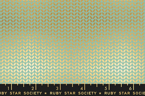 Ruby Star Society Purl by Sarah Watts Tea Knit Water