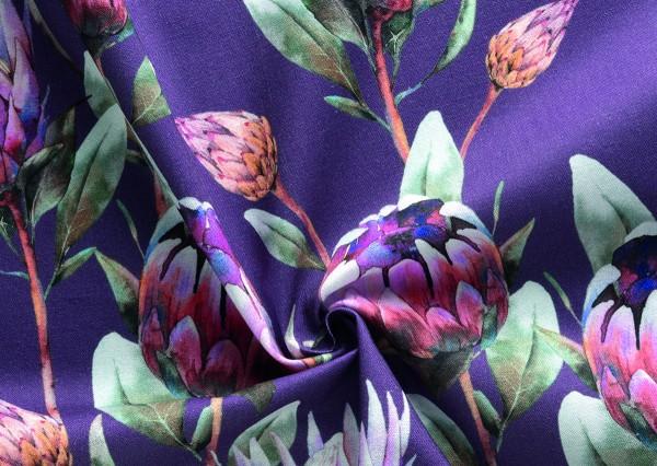 Sense of Harmony Artischoke aubergine