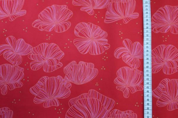 Lillestoff Jersey Flor del Mar enemenemeins
