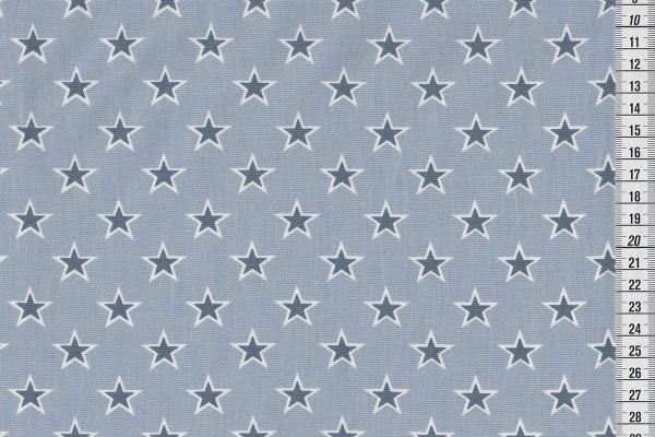 Dekostoff Shooting stars mineral