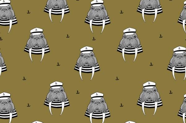 Jersey Captain Walrus ochre