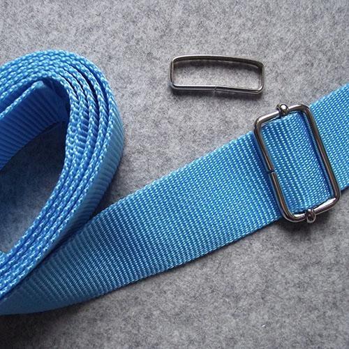 Gurtband Set hellblau