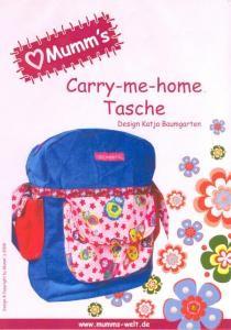 Mumms Carry-me-home Tasche