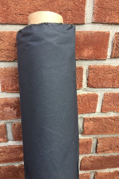 Gewachste Baumwolle (Dry Oilskin) grey
