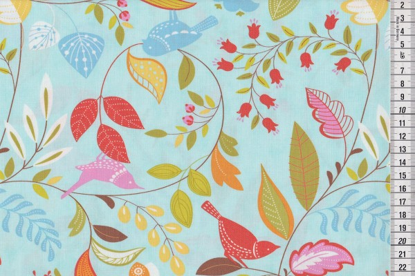 Gina Martin Wing&Leaf Birds & Branches egg