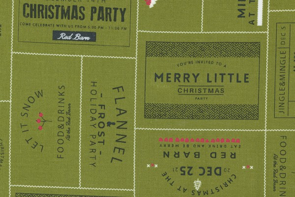 Red Barn Christmas by Sweetwater Design Grass The Invitations