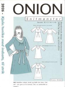 Onion Schnittmuster für Damen 2026