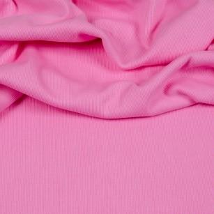 Bündchenstrick rosa
