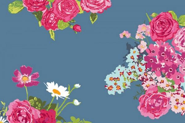 Katarina Roccella Floralish Cascading Blossoms