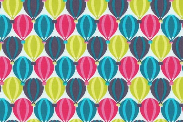 Junge Linie kbA Heißluftballon