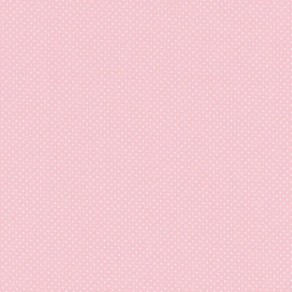 Westfalenstoffe Capri Pünktchen rose/weiß