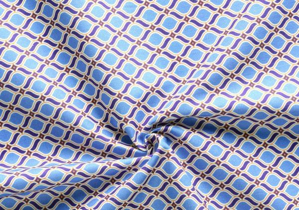 Sense of Harmony Ornamente blau