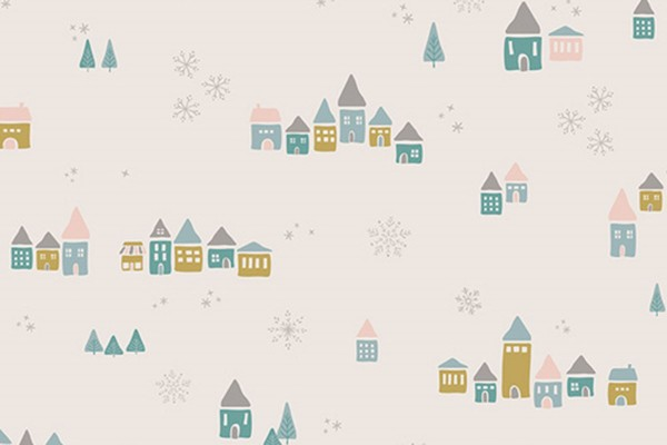 Amy Sinibaldi Little Town Snowdrift Magic