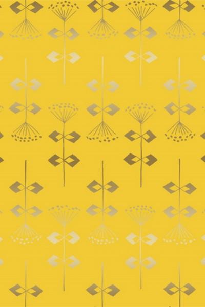 Neko and Tori Penpegusa yellow metallic