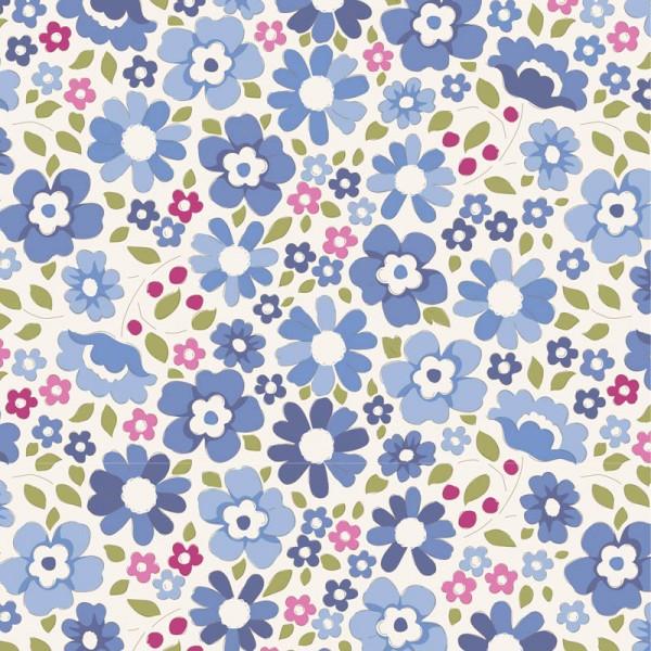 Tilda Woodland Clara-Blue