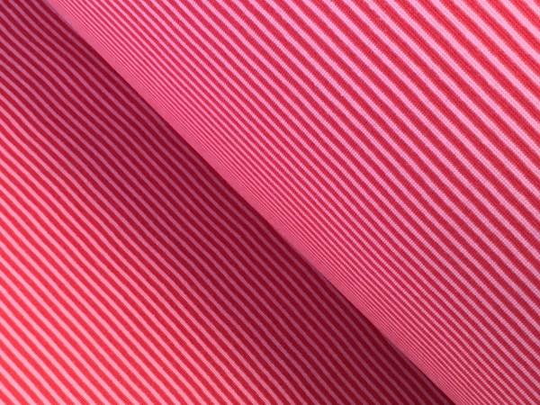 Ringel Bio-Bündchen tulipano/rosa scuro