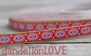 Webband Dandelion Love