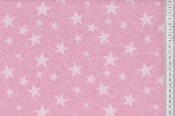 Into the Wild Dreamy Stars Jacquard rosa