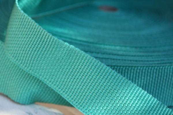 Gurtband aqua