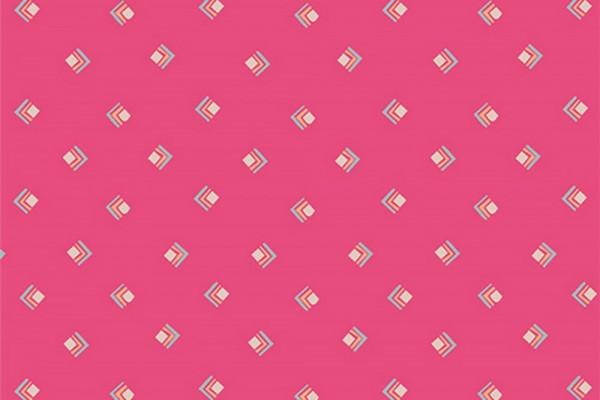 Maureen Cracknell Open Heart Everlasting Tokens Pink