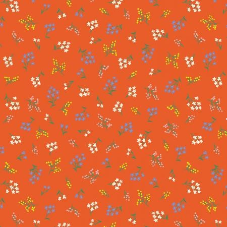 Strawberry Fields Rifle Paper Petit Fleurs Rifle Red