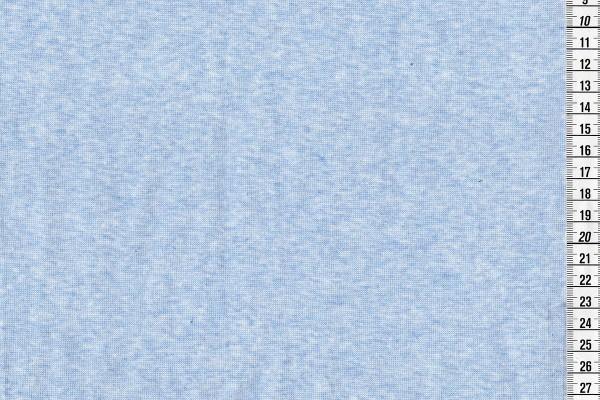 Bio Bündchen hellblau-melange
