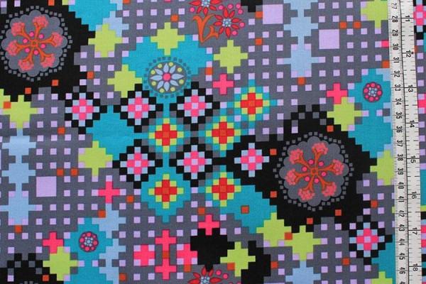Anna Maria Horner Dowry postage due kaleidoscope