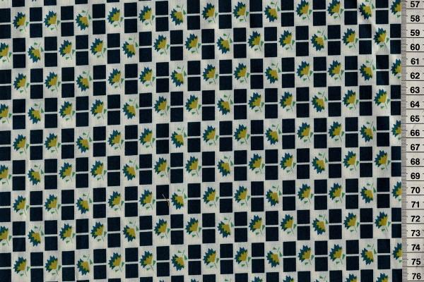Joel Dewberry Checkerboard Bloom
