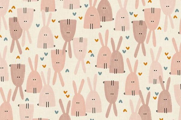 Dear Friends Forest Love in the Air blush by Aliji Essens