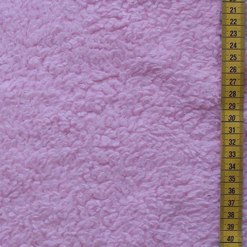 Baumwollteddy rosa