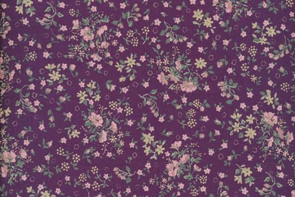 Wachstuch Loving Liberty Dark Purple