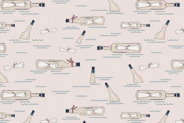 Maureen Cracknell Enchanted Voyage Ocean Notes