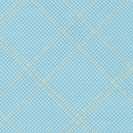 Carolyn Friedlander collection CF - dusty blue