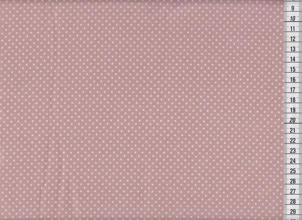 Wachstuch Dots lavender