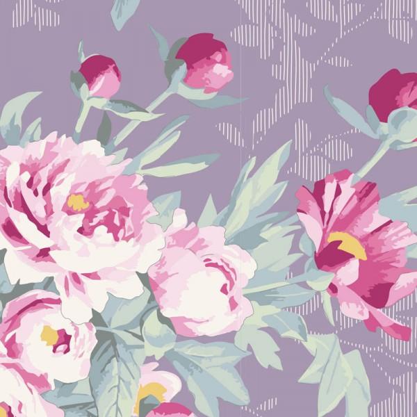 Tilda Woodland Hazel-Lavender
