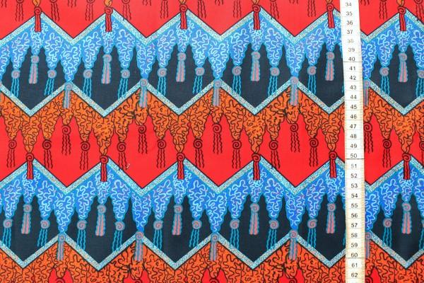 Zandra Rhodes LACE MOUNTAIN fringed shawl